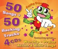 50 songs and 50 backing tracks