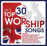 Uk's top 30 worship songs, the