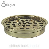 Communion cup tray gold