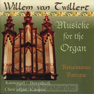 Musicke For the Organ