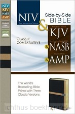 Classic Comparative Side-By-Side Bible-