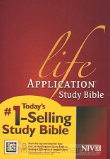 NIV - Life Application Bible