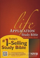 NIV life application bible