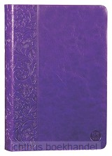 The Passion Translation NT (Purple)
