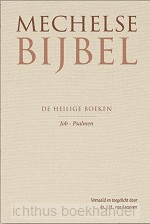 Mechelse Bijbel (Job + Psalmen)